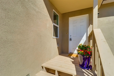 San Diego Single Family Home For Sale: 171 Sellsway Street