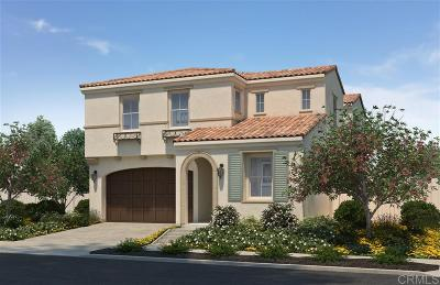 San Marcos Single Family Home For Sale: 210 Treasure Drive