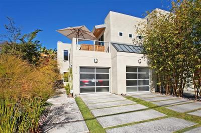 La Jolla Single Family Home For Sale: 714 Bonair Way