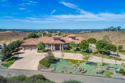 Single Family Home For Sale: 16348 Rio Vista Road