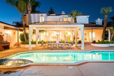 Bonita Single Family Home For Sale: 4740 Bram Avenue