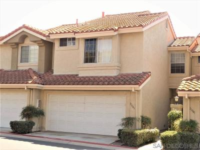Rancho Bernardo, San Diego Townhouse For Sale: 11043 Creekbridge Pl