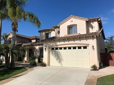 La Costa Valley Single Family Home Sold: 7915 Vista Palma
