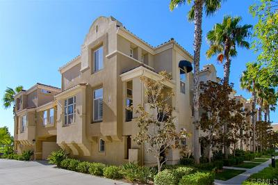 San Diego Townhouse Sold: 2728 Farragut Road #100