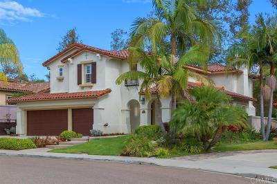 La Costa Valley Single Family Home For Sale: 3022 Corte Baldre
