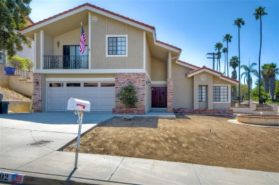 Vista Single Family Home For Sale: 202 Hawthorne Cir