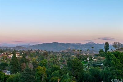 La Mesa Single Family Home For Sale: 4635 Mayapan Drive
