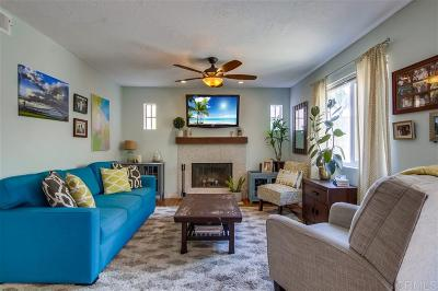 San Diego Attached Pending: 2608 Broadway #5
