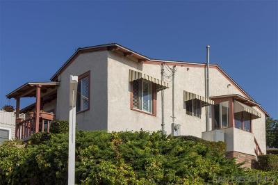 San Diego Single Family Home For Sale: 2805 C St