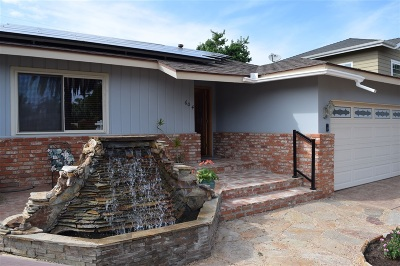 Single Family Home For Sale: 604 Catalina Blvd.