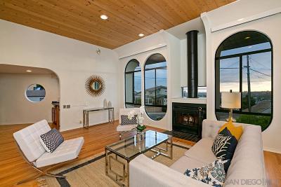 San Diego Single Family Home For Sale: 3756 Ticonderoga Street