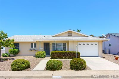 Rancho Bernardo, San Diego Single Family Home For Sale: 12464 Mantilla Rd