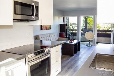Pacific Beach, Pacific Beach Sail Bay, Pacific Beach, North Pacific Beach, Pacific Beach/Crown Point Attached For Sale: 4130 Haines #8B