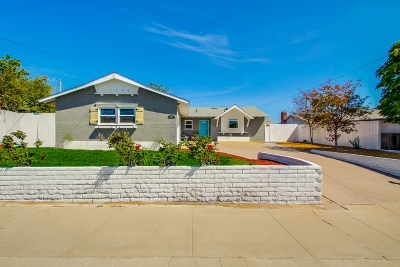 Poway Single Family Home For Sale: 13151 Ridgedale Dr