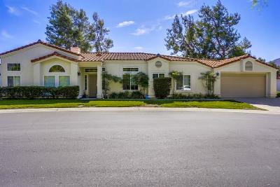 Escondido Single Family Home Sold: 29525 Circle R Greens Dr