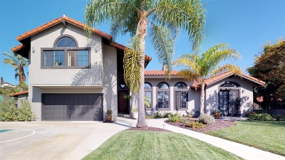 Encinitas Single Family Home For Sale: 927 Passiflora Ave.