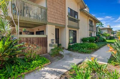 Mission Valley Townhouse For Sale: 5914 Caminito Deporte