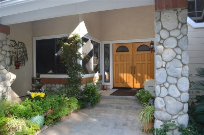 Poway Single Family Home For Sale: 13810 Del Poniente Road