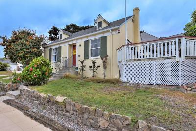 Ocean Beach Single Family Home For Sale: 1495 Ebers Street