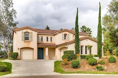 Single Family Home For Sale: 808 Hillcrest Terrace