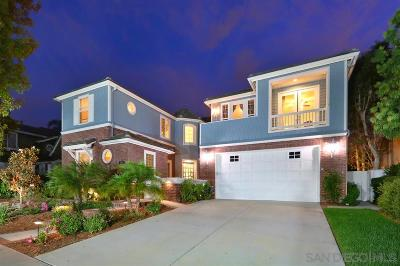 San Diego Single Family Home For Sale: 5391 Foxhound Way