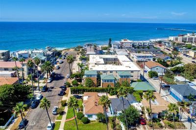 Ocean Beach CA Single Family Home For Sale: $990,000