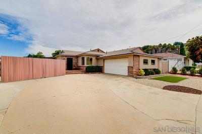 Single Family Home Pending: 7186 Galewood St