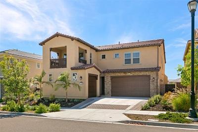 Single Family Home For Sale: 13565 Tierra Vista Cir
