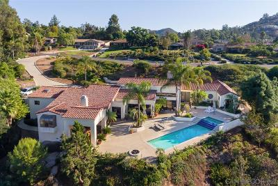 Poway Single Family Home Pending: 13568 Orchard Gate Rd