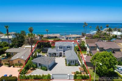 La Jolla Single Family Home Sold: 5268 La Jolla Blvd