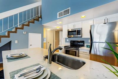 San Diego Attached For Sale: 6111 Rancho Mission Rd #306