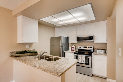 San Diego Attached For Sale: 10767 San Diego Mission Rd. #311