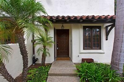 Attached For Sale: 8682 Villa La Jolla Dr #2