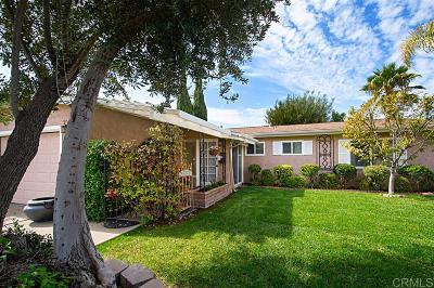 Single Family Home Pending: 5214 Lewison Pl