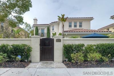 Single Family Home For Sale: 14716 Via Mantova