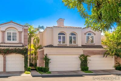 San Diego Townhouse For Sale: 5166 Renaissance Ave.