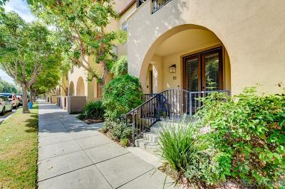 San Diego Attached Pending: 8300 Station Village Ln #16