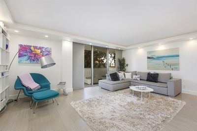San Diego Attached For Sale: 3634 7th Ave #4E