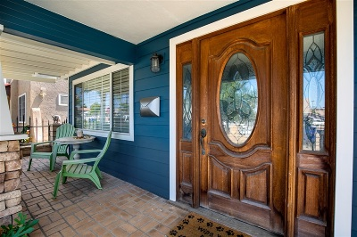 San Diego Single Family Home For Sale: 4085 Cherokee Ave