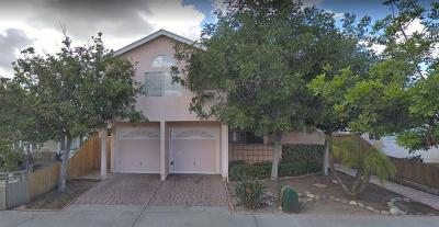 San Diego Attached Pending: 3770 32nd Street #3