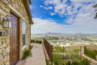 Santee Townhouse For Sale: 1411 Calabria