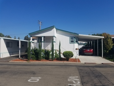 Mobile/Manufactured For Sale: 1001 S Hale #56