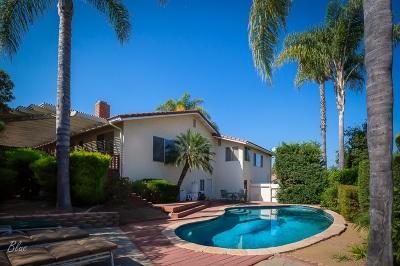 Vista Single Family Home For Sale: 1209 Sandra Cir