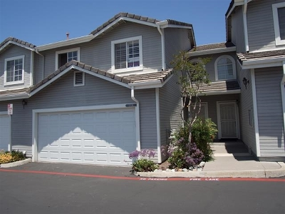 Poway Townhouse For Sale: 13324 Carriage Heights Circle