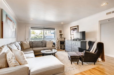 San Diego Attached For Sale: 3930 Centre Street #205