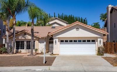 Temecula Single Family Home For Sale: 39855 N General Kearny