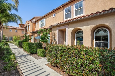 4s Ranch, 4s Ranch/Garden Walk Attached For Sale: 17058 Calle Trevino #7