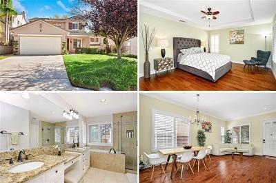 Single Family Home For Sale: 4521 Vereda Mar De Ponderosa