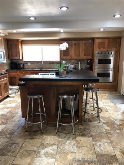 San Diego Single Family Home Pending: 4810 Campanile Dr