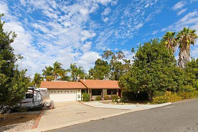 Single Family Home For Sale: 1062 Via Unidos
